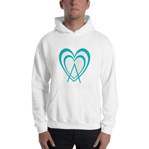 Hooded Sweatshirt Aheart