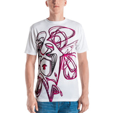 Load image into Gallery viewer, Men's T-shirt Gsha Pink
