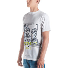 Load image into Gallery viewer, Men's T-shirt Father Time