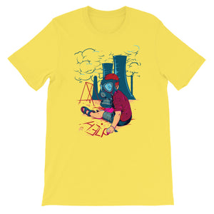 T-shirt unisex Chernobyl Child HELP