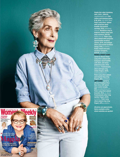 THE AUSTRALIAN WOMEN'S WEEKLY MAGAZINE – JULY 2016