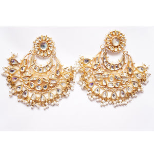 "Kundan ""Asheras"" earrings"