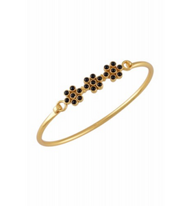 Blank Onyx Chantel Bangle