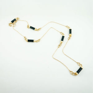 Jocelyn Necklace - Black