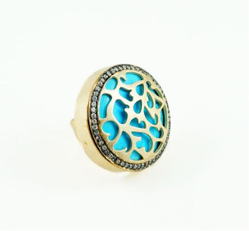 Kusha Cocktail Ring