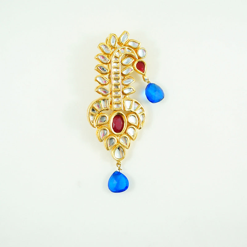Mysore Turban Multi-purpose Brooch Kalgi