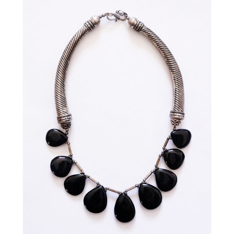 Paaru Necklace - Black