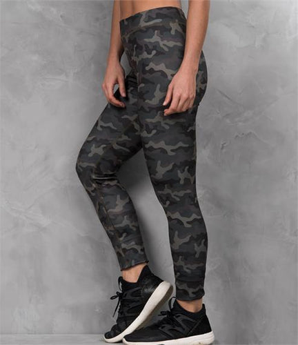 CADY Camo Leggings