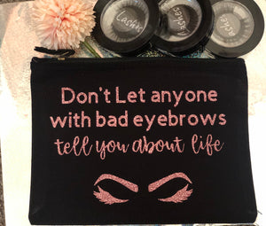 ' Tell you about life ' Medium Pouch