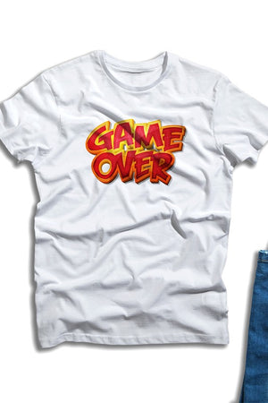 Game Over U T-shirt