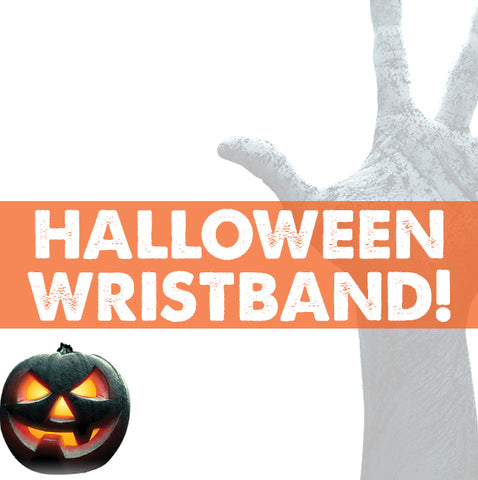 Halloween Wristband - 2018 - N. May