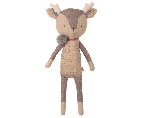 Maileg Winter Friends Raindeer Medium Girl