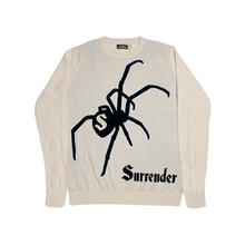 Load image into Gallery viewer, Creme 'WIDOW' Knit Sweater