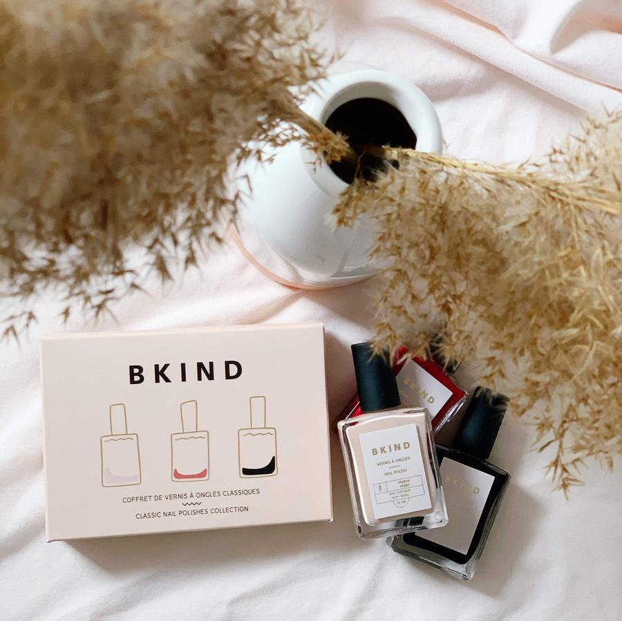 Classic Nail Polish Collection — Bkind