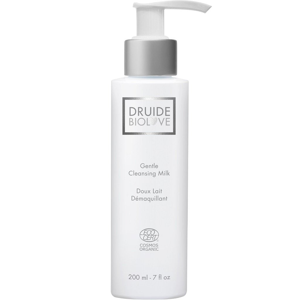 Gentle Cleansing Milk – Druide Biolove