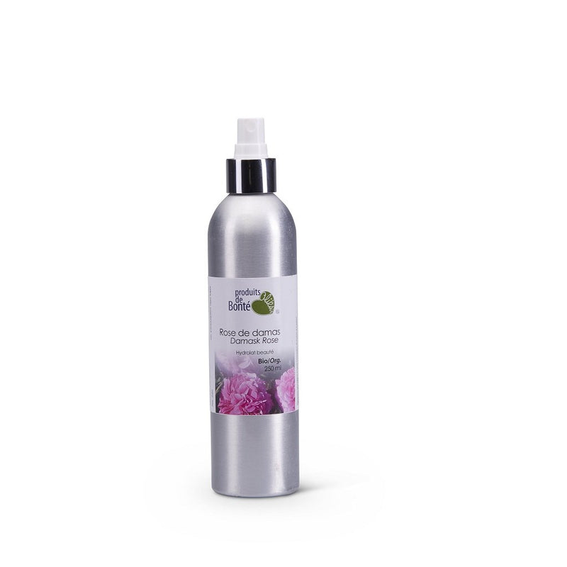 Organic Damask Rose Water