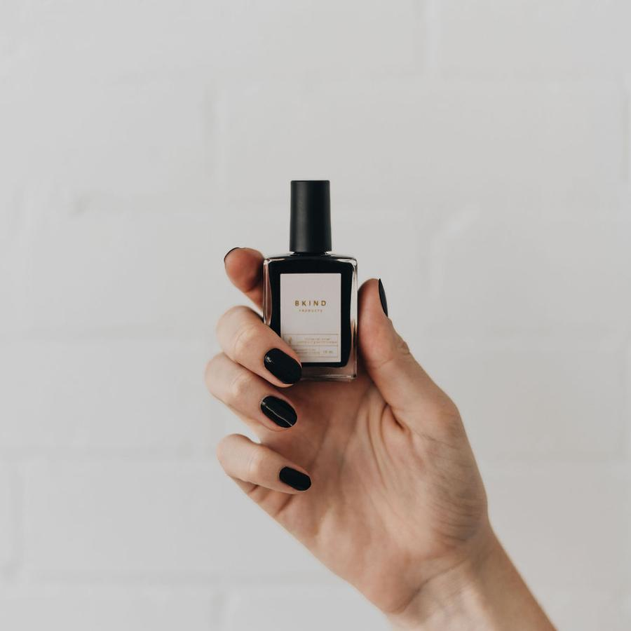 Black Heart Nail Polish — Bkind