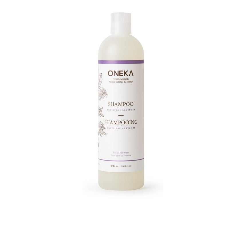Angelica and Lavender Shampoo