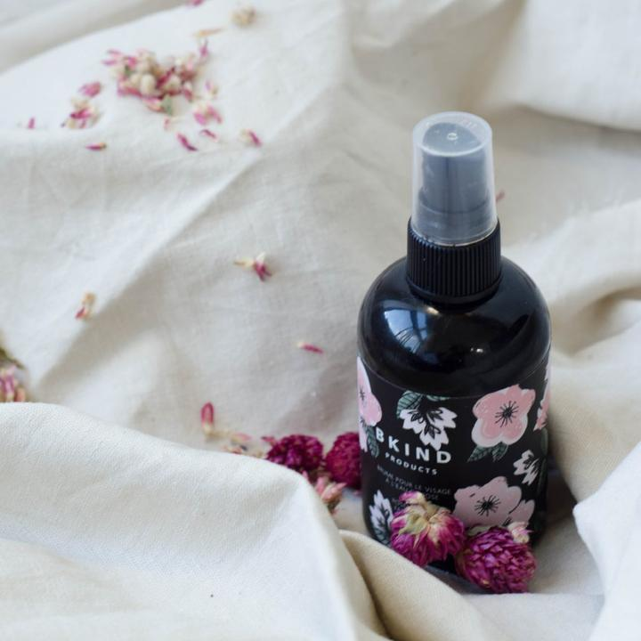 Rose Floral Water Face Mist