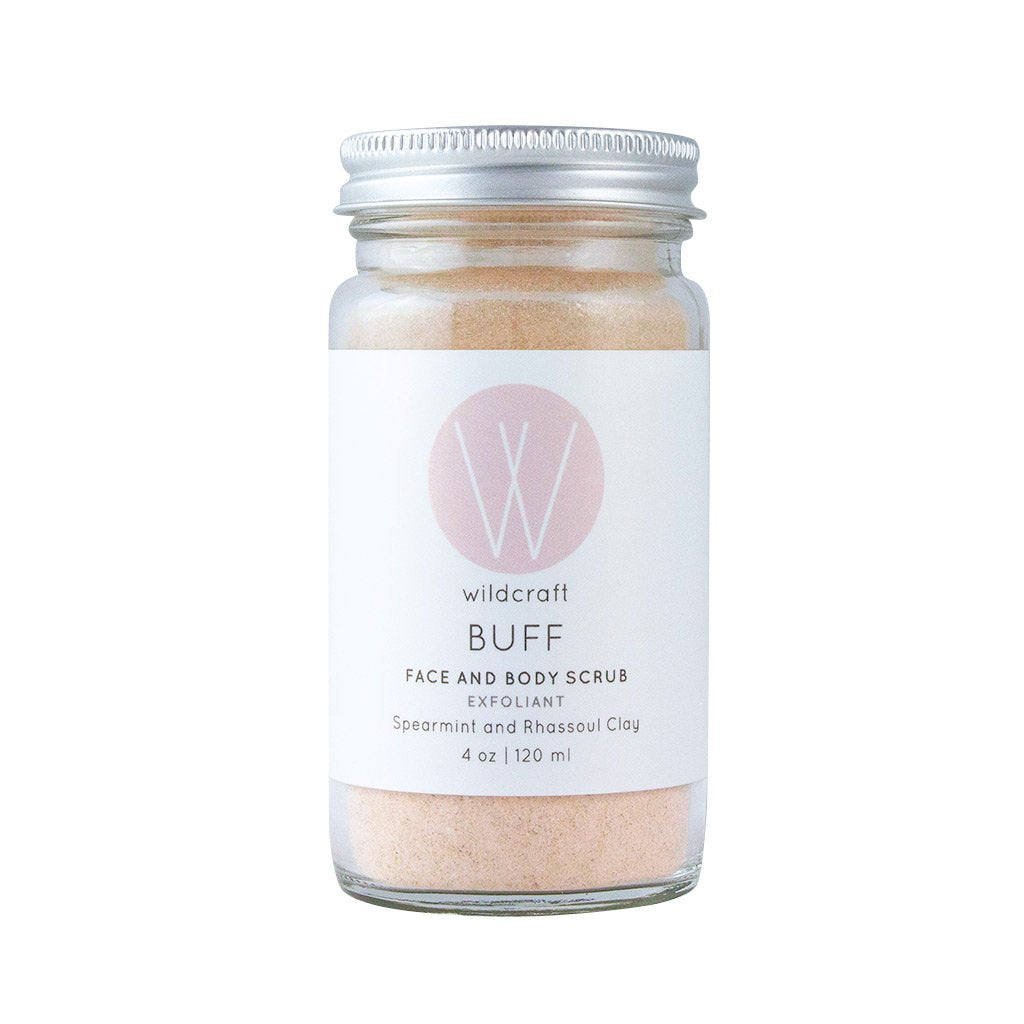 Buff Face and Body Scrub - Wildcraft