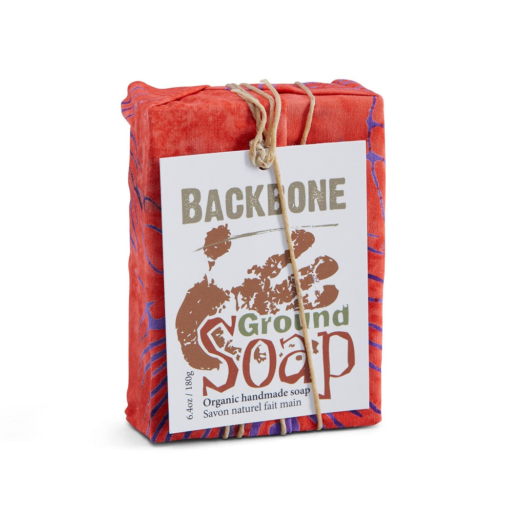 BACKBONE soap with cinnamon and clove