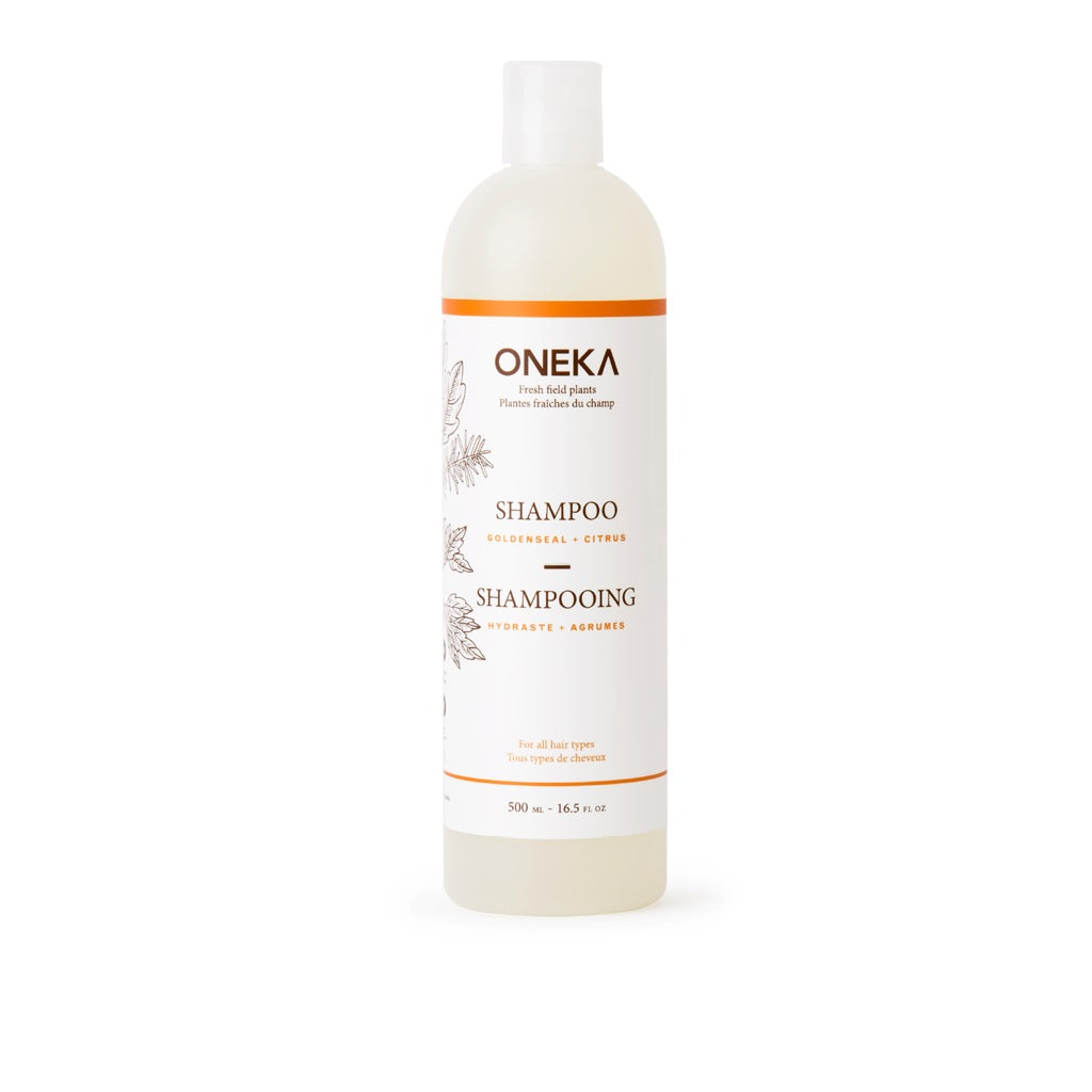 Goldenseal and Citrus Shampoo