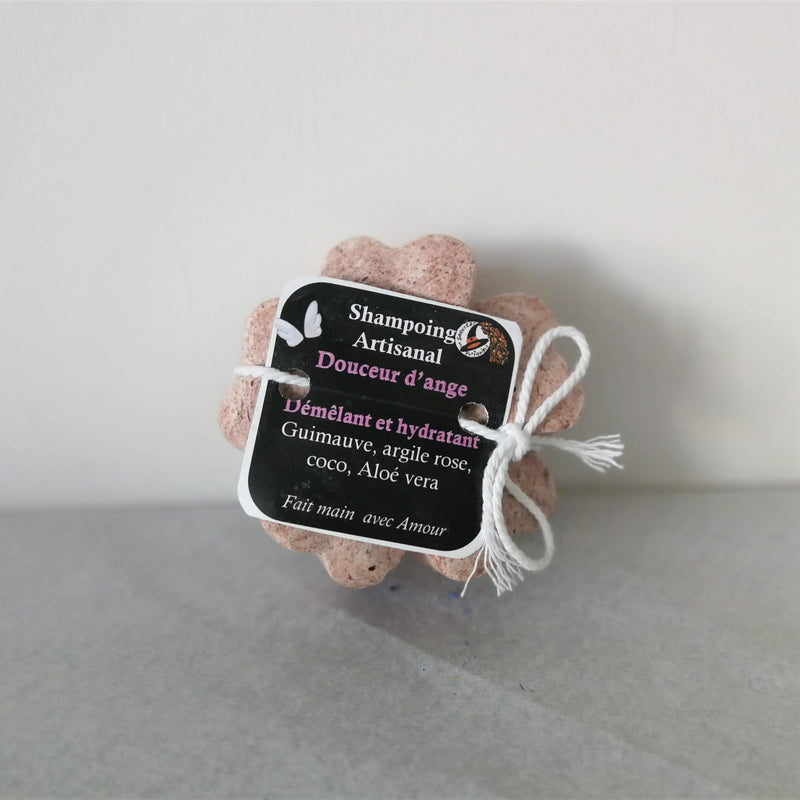 Ultra-Soft Handmade Shampoo Bar