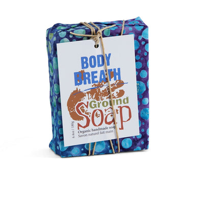 BODY BREATH soap with peppermint