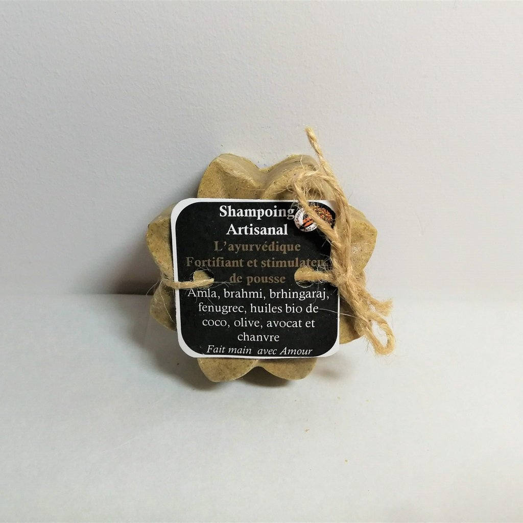 Ayurvedic Shampoo Bar for Strengthening Hair – La Sorcière Capillaire