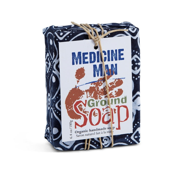 MEDICINE MAN soap with tea tree for oily skin