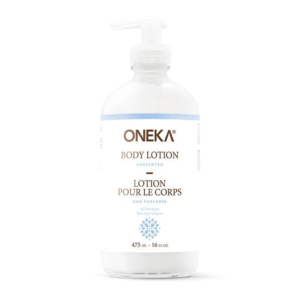 Unscented Body Lotion – Oneka