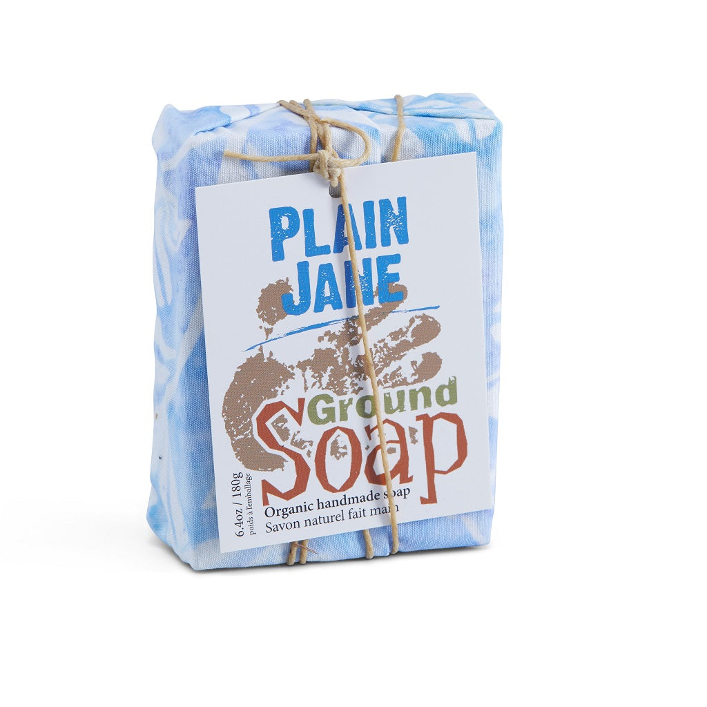 PLAIN JANE unscented soap for sensitive skin