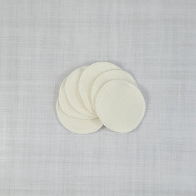Round washable cleansers Pads