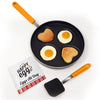 Happy Egg Pan - Nonstick Pan and Spatula