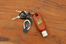 Load image into Gallery viewer, K-Pow Hot Sauce Keyring