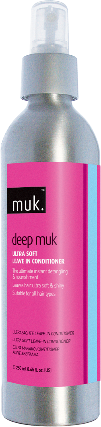 Deep Muk Ultra Soft Leave In Conditioner