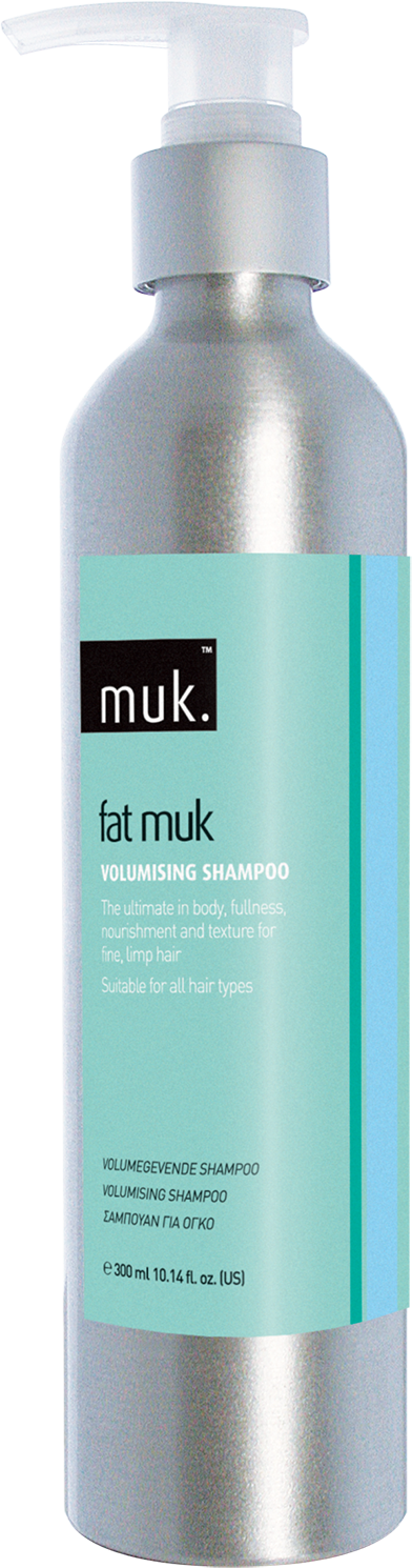 Fat Muk Volumising Shampoo