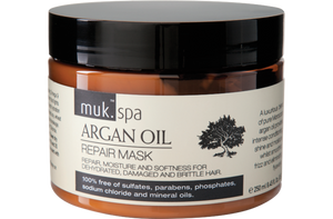 Argan Oil Repair Mask - Muk Spa