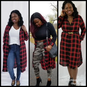 Buffalo Plaid-