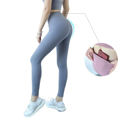 High Waist Sport Anti-sweat Leggins