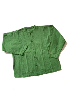 huichung - linen button down shirt /small