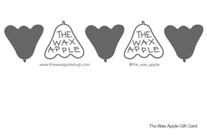 The Wax Apple Gift Card