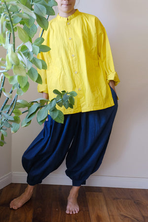 monk wear - balloon pants