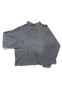 huichung - cotton button down