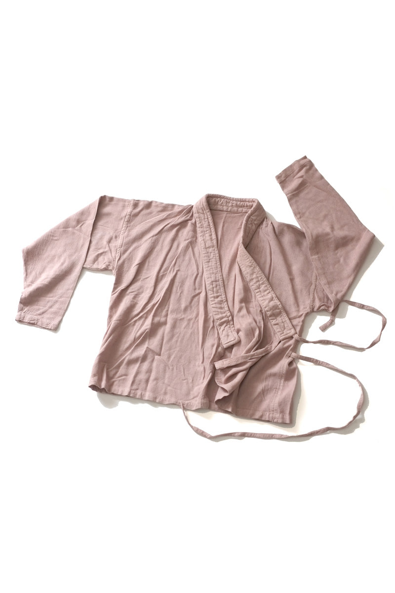 huichung - collar wrap top