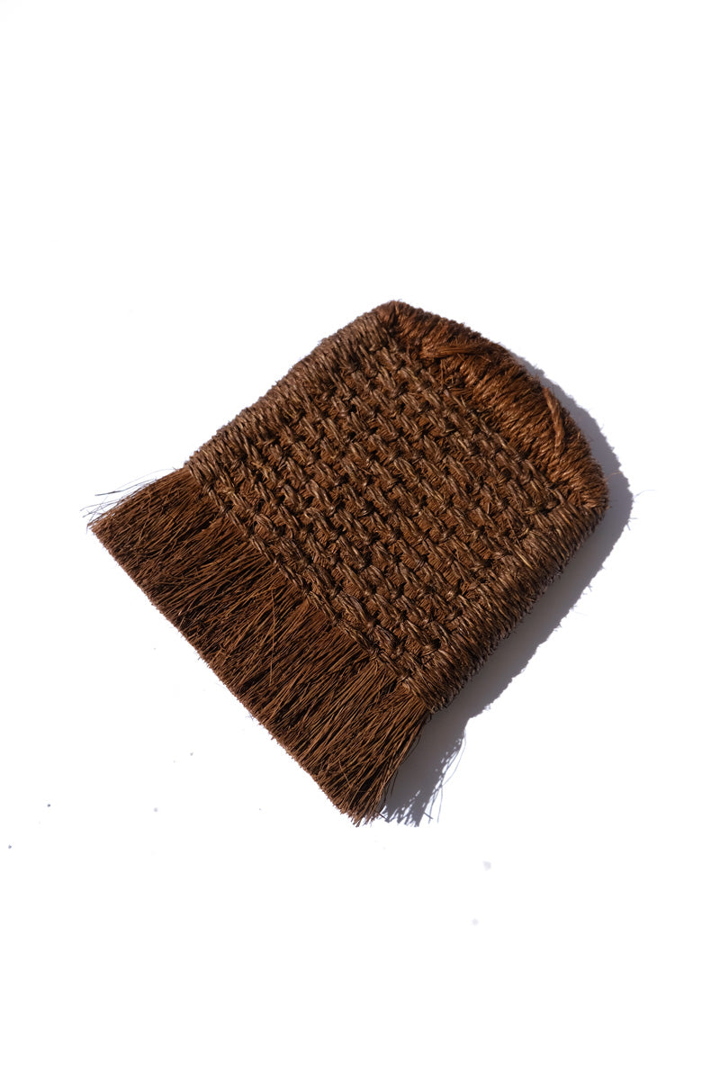 natural fiber brush