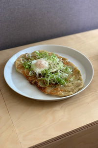 Scallion Pancake Workshop, Saturday, December 14th, 2019