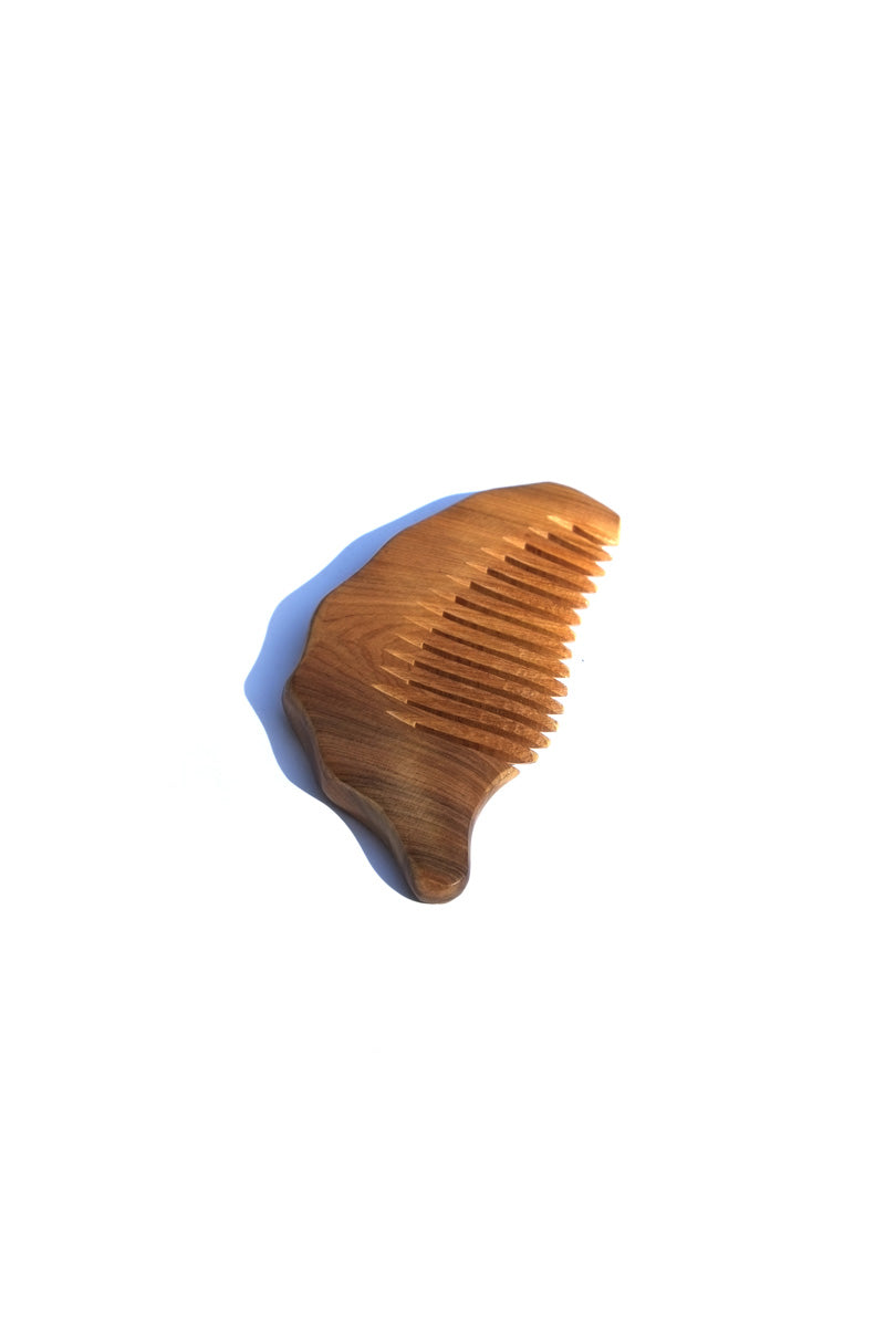 comb - Taiwan shaped