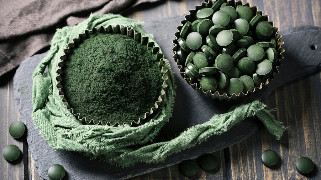 Facts About Spirulina- Worlds Most Powerful Food