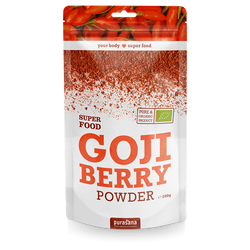 Purasana Organic Goji Berry Powder